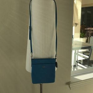 Coach cross body. Immaculate. Used once
